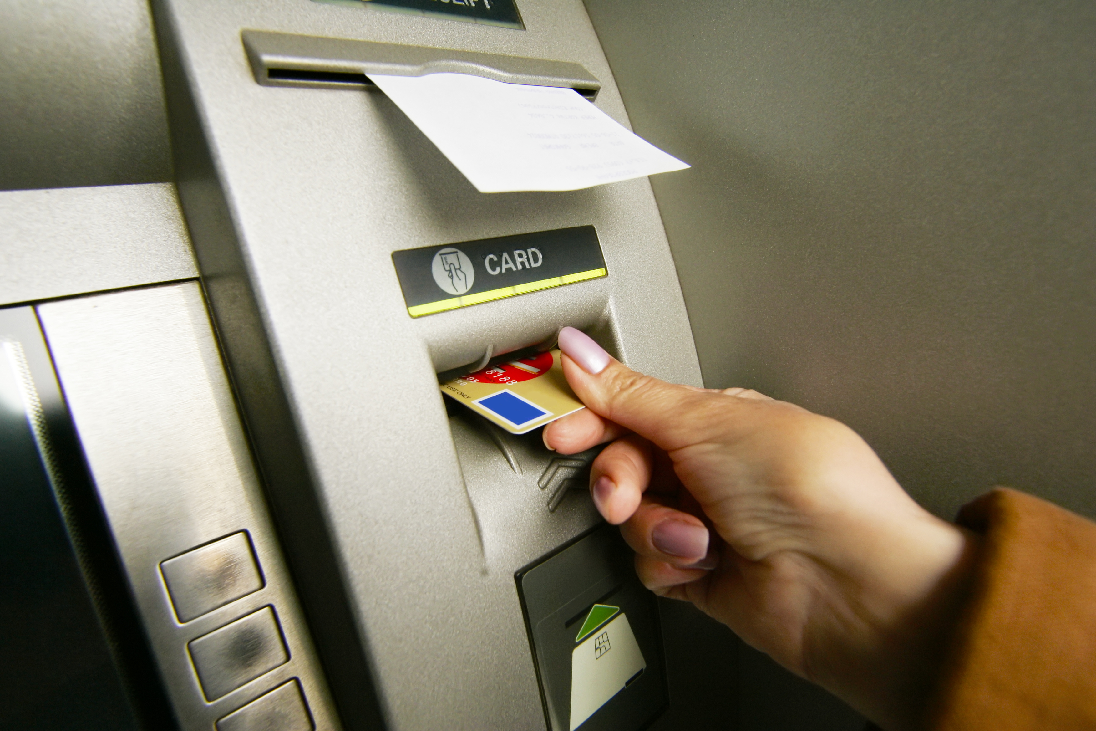 """research papers on atm machines Such as interface design in this paper, we have done a survey on human  computer technology for atm and presented  atm also referred to a cash  machine, a cash dis- penser among  stated the research of that, """"customers  perceptions of."""