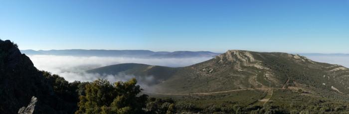 Panoramica de Cabañeros