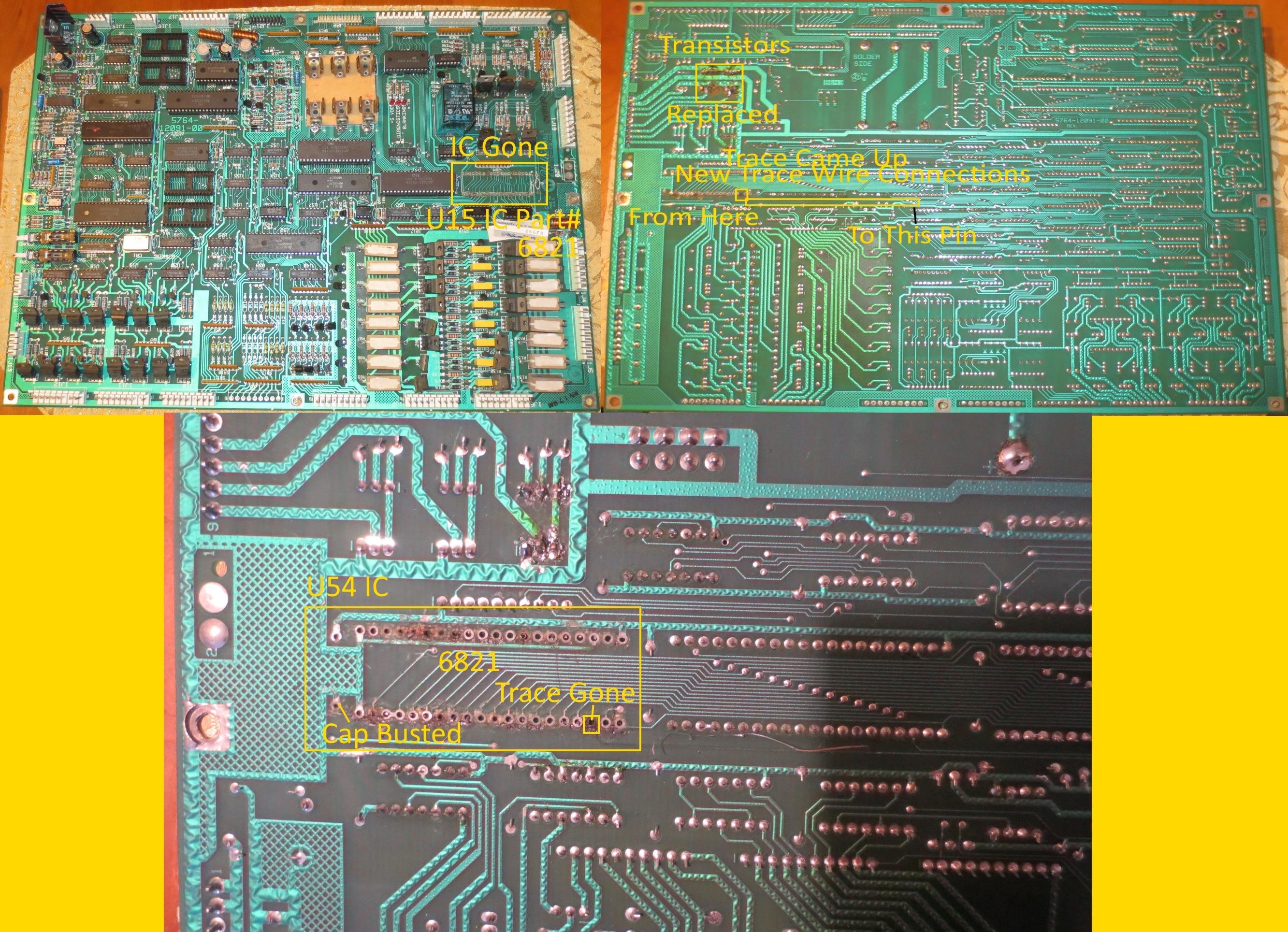Williams System 11 MPU Board