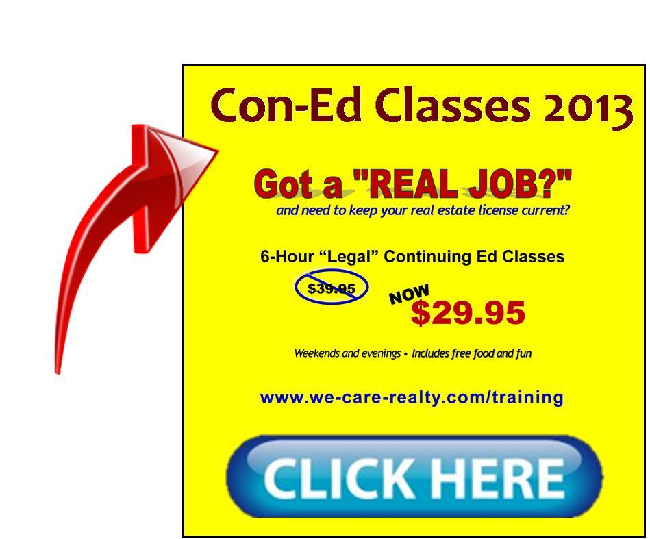 2013 Con Ed Classes Michigan Legal
