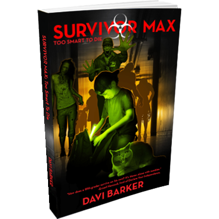Signed Survivor Max