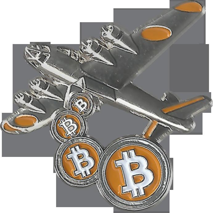 2014 Bomber Pin