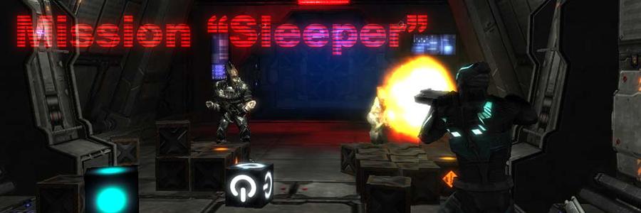 Mission 'Sleeper' Game Description