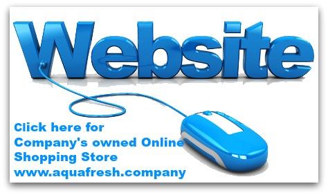 Aquafresh online store