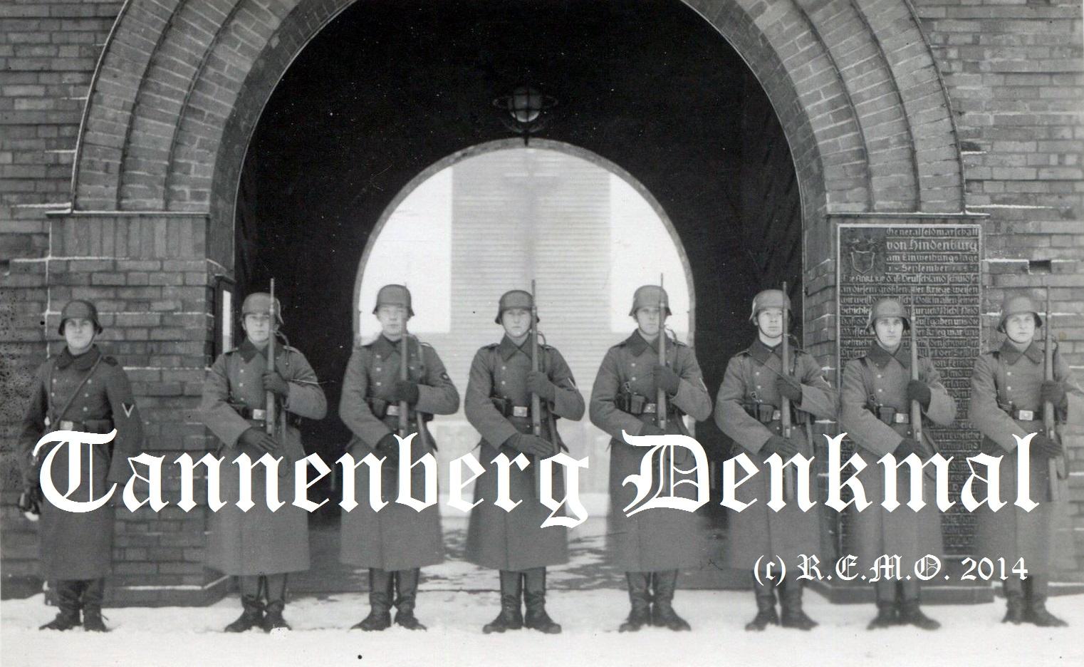 Herzlich Willkommen beim Tannenberg Denkmal!