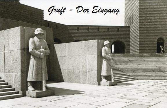 Tannenberg - Gruft - Der Eingang - a