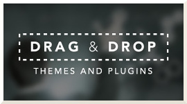 WordPress Drag & Drop