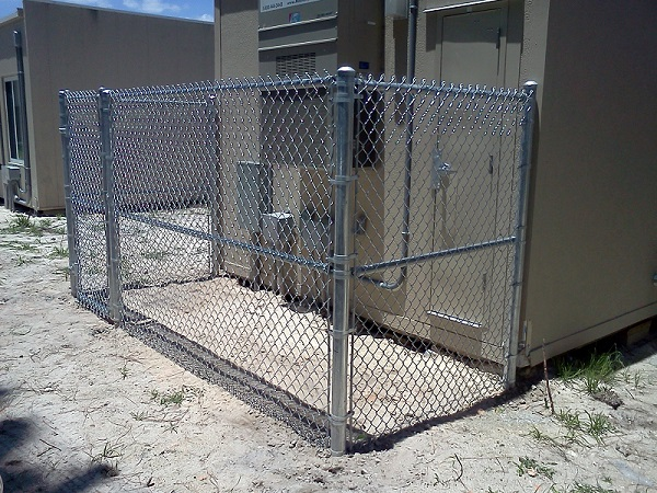 Chain link fence orlando fl affordable free estimates chain link fence greentooth Choice Image