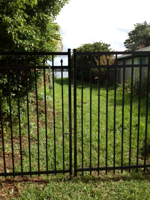 Aluminum Fence Winter Springs