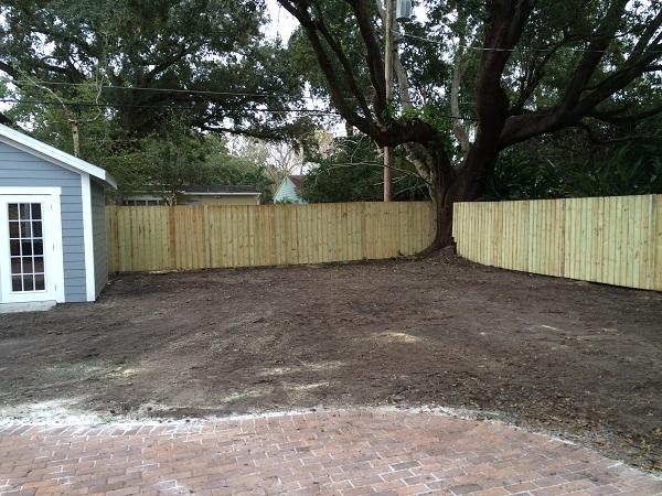 Wood Fence Orlando