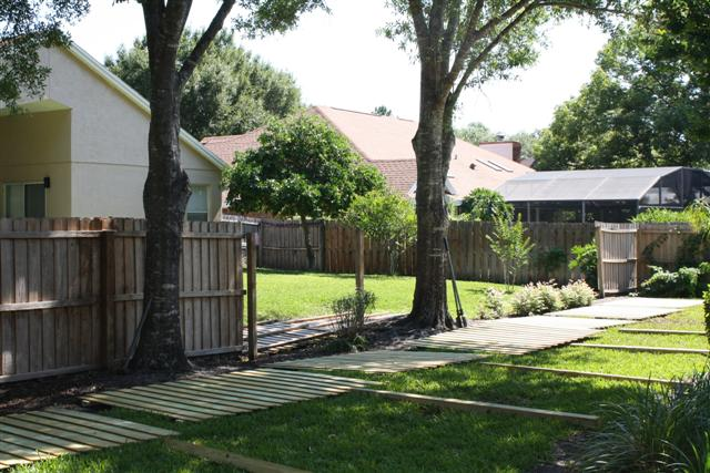 Fence Repair Winter Springs
