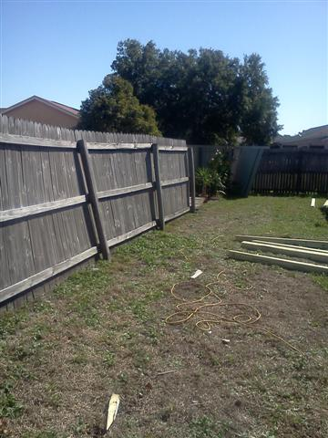 Fence Repair Altamonte Springs Affordable Free Estimate