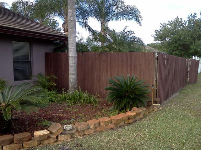 Fence Repair Winter Park