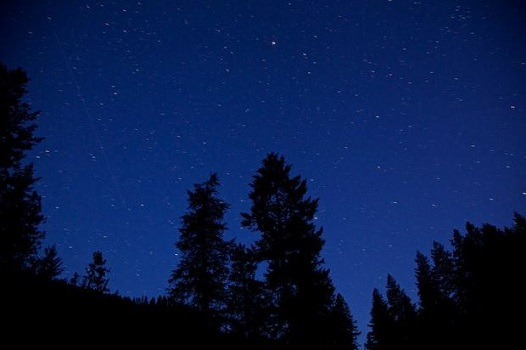 Oregon night