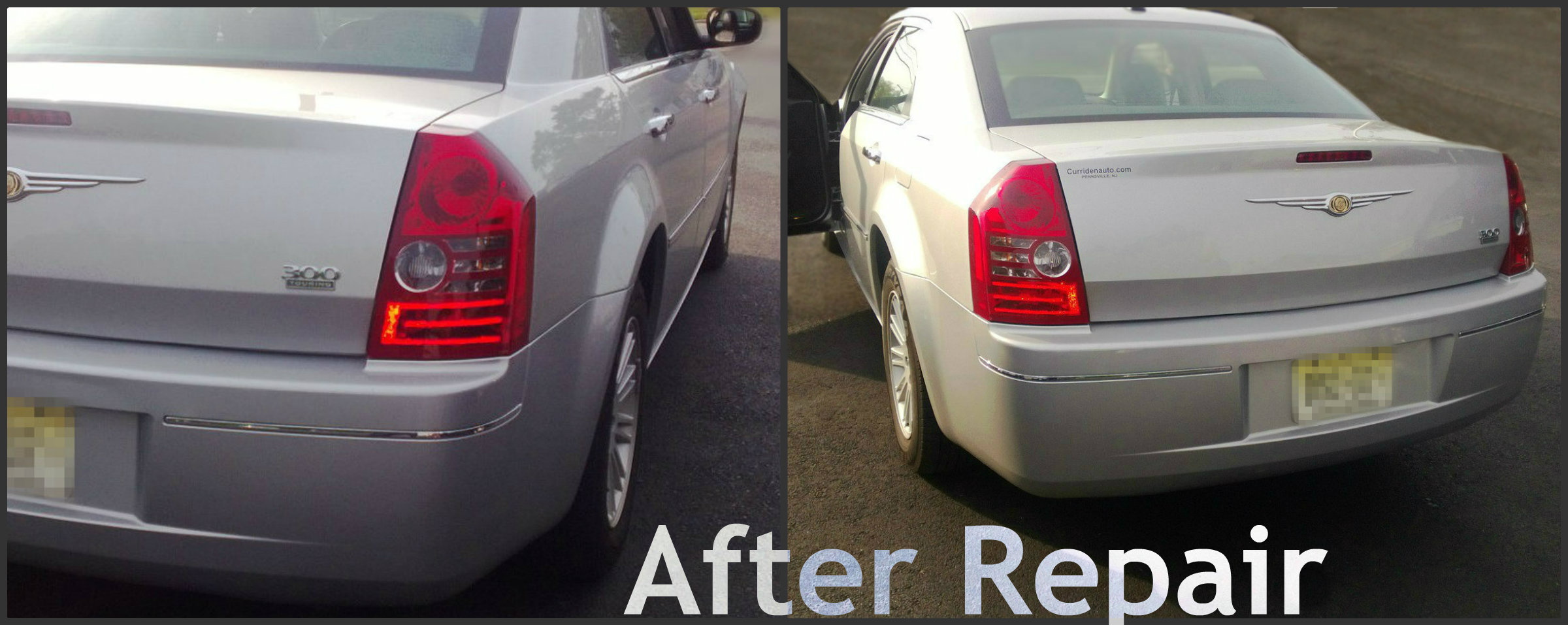 after repair photo of mercedes benz 300