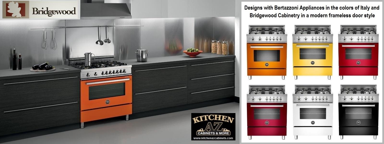 Kitchen Cabinets Phoenix Bertazzoni Appliances