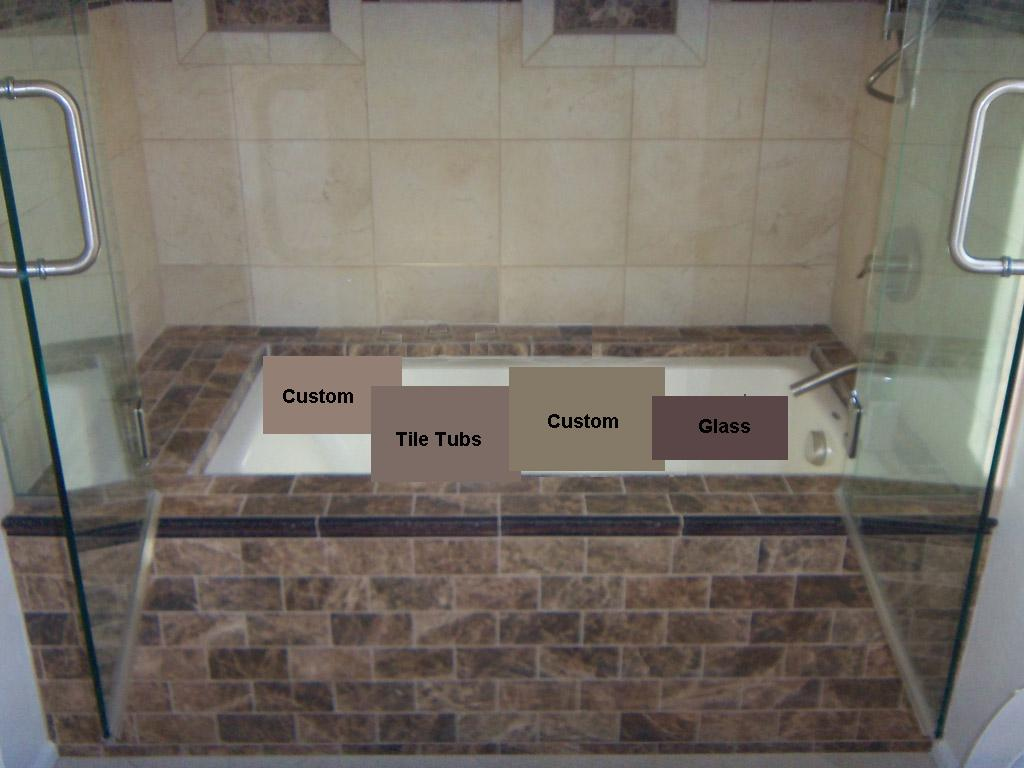 reputable custom bathroom remodelingcontractor in the phoenix area