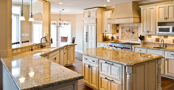 Custom Kitchen Islands Phoenix, Mesa AZ Remodeling Contractor