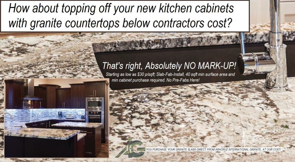 Beautiful Granite Kitchen Countertops Mesa Gilbert Chandler AZ