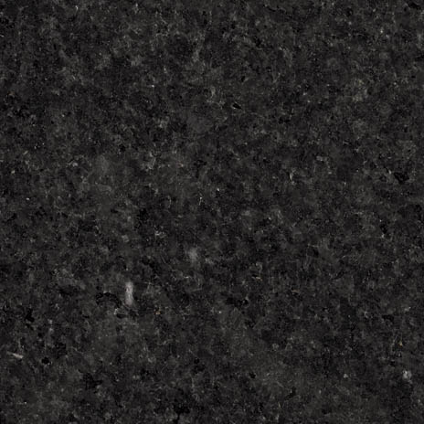 Impala Black Granite Countertops For Kitchen Remodeling