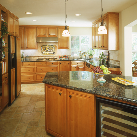 Granite Countertops For Kitchen Remodeling