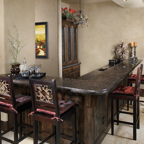 Granite Countertops at Cost For Phoenix Kitchen and Bath Remodeling