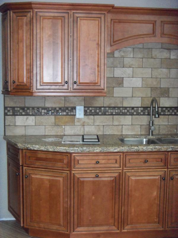 J&K Kitchen cabinets in Phoenix Remodeling Showroom