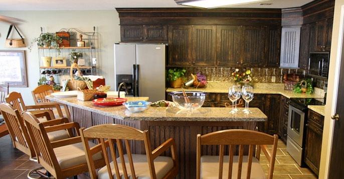 Custom Kitchen Islands Countertops Phoenix, Mesa AZ Remodeling Contractor
