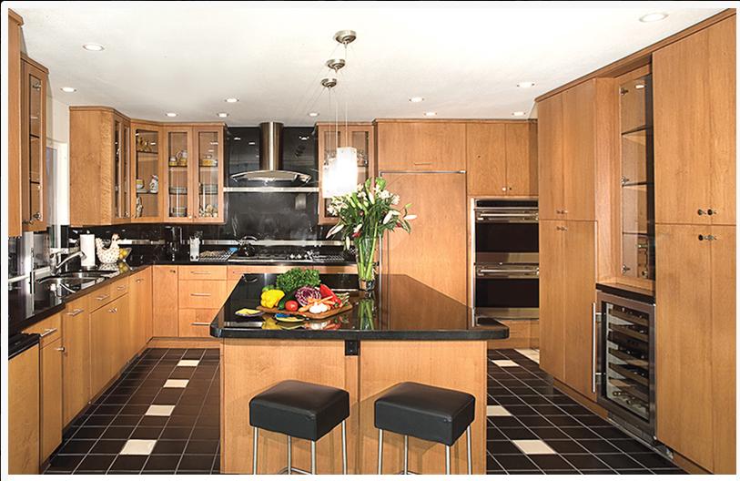 European Style Kitchen Cabinets in Phoenix