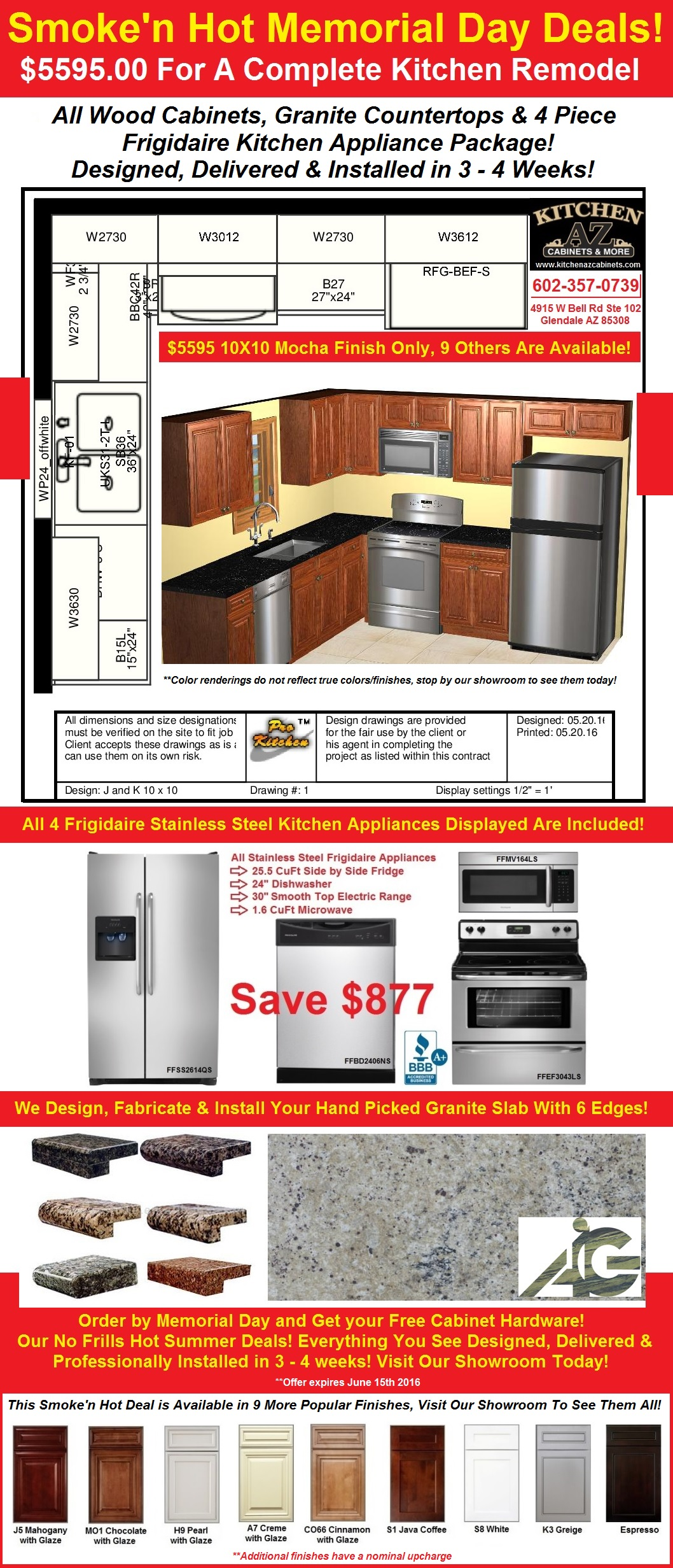 Kitchen Remodeling Packages All Wood Not $995