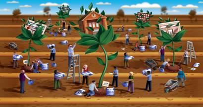 Floyd County Economic Gardening Pilot Program