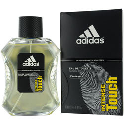 ADIDAS INTENSE TOUCH by Adidas - EDT SPRAY 3.4 OZ (DEVELOPED WITH ATHLETES)
