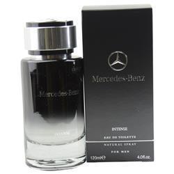 MERCEDES-BENZ INTENSE by Mercedes Benz - EDT SPRAY 4 OZ