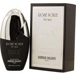 ROSE NOIRE BLACK by Giorgio Valenti - EDT SPRAY 3.4 OZ