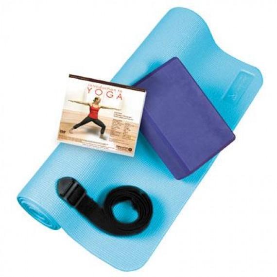 The Zenzation Deluxe Yoga kit