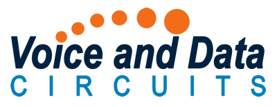 Voice and Data circuits logo