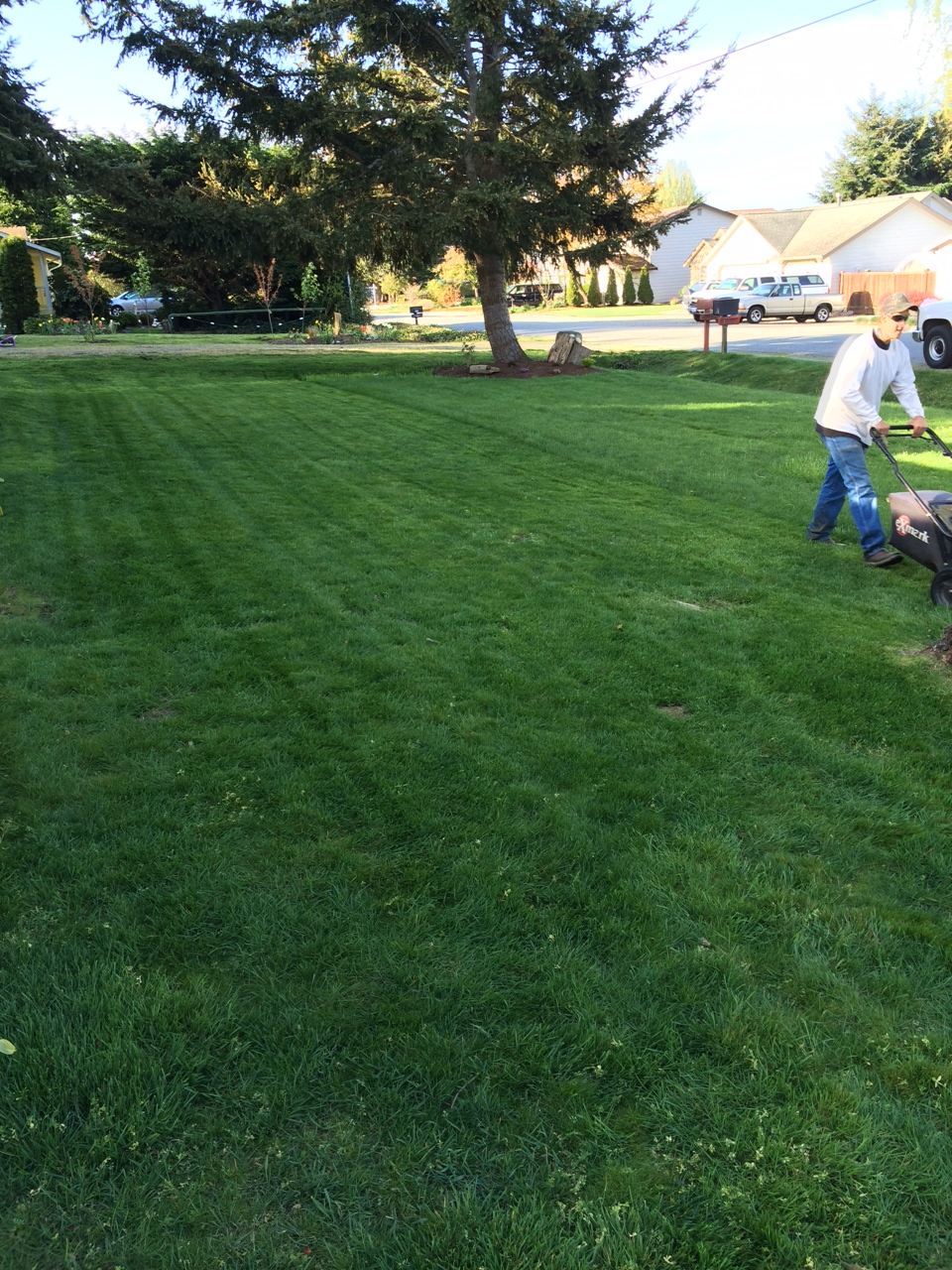 Lawn Gardner Maintenance Services