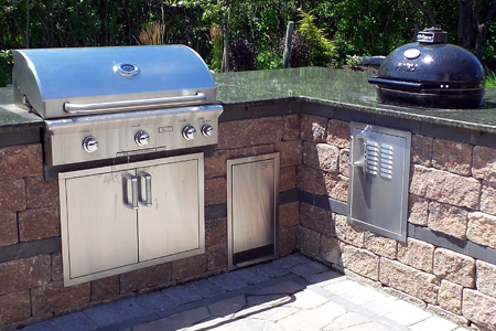 Outdoor Kitchen: outdoor kitchen cost estimator