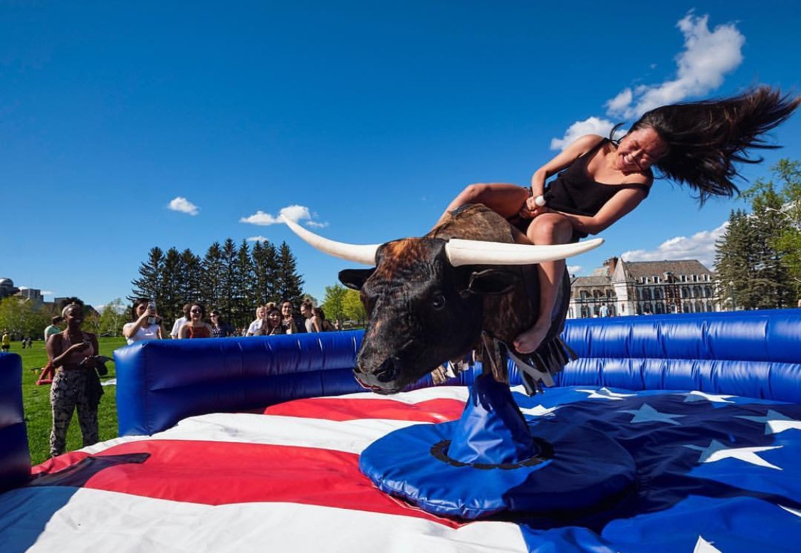 lets party new england massachusetts mechanical bull rental mechanical bull riding