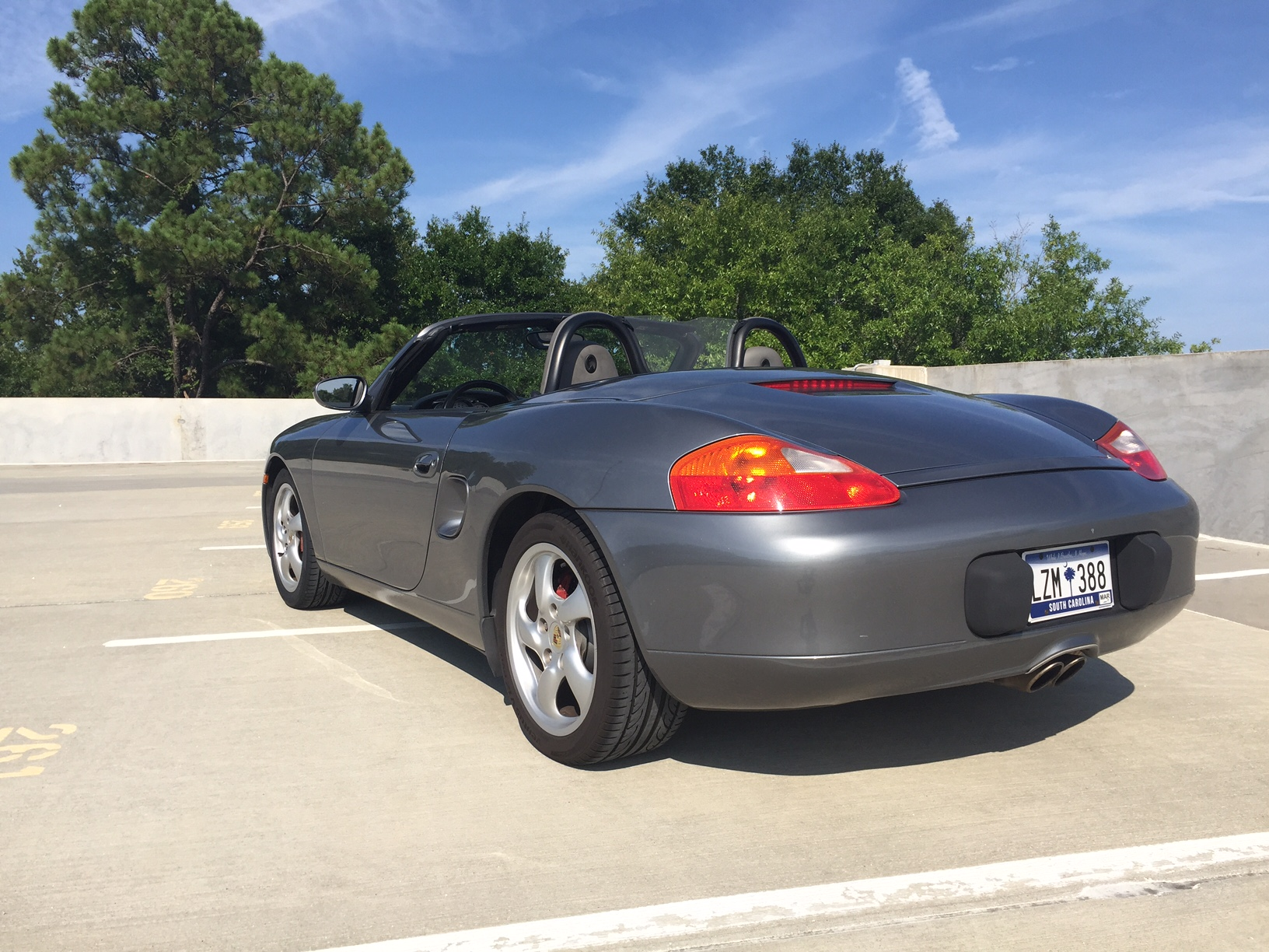 2001 porsche boxster s ims replaced 6speedonline. Black Bedroom Furniture Sets. Home Design Ideas