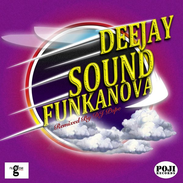 Deejay Sound Funk A Nova DJ Pope Straight No - Chaser mix