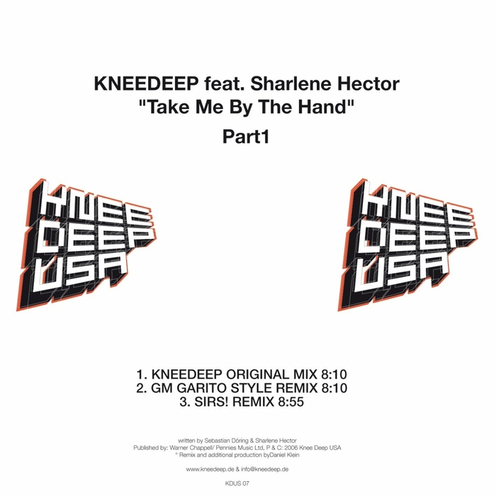 KNEEDEEP Ft. Sharlene Hector Take Me By The Hand