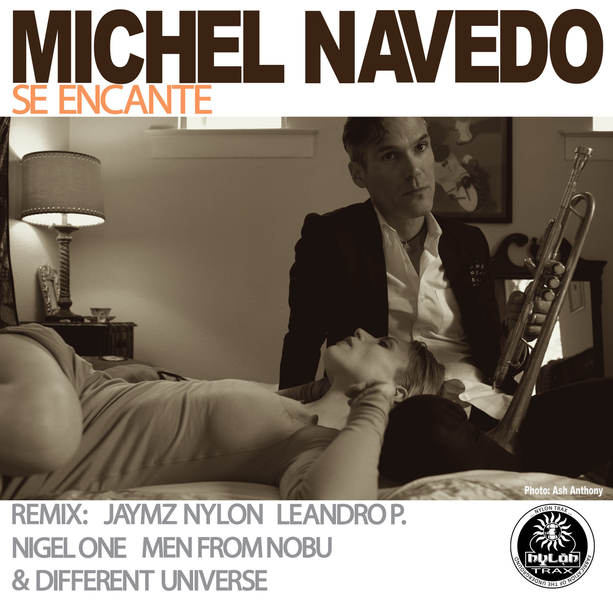 Michel Navedo Se Encante (Men From Nobus Naked Deep mix)