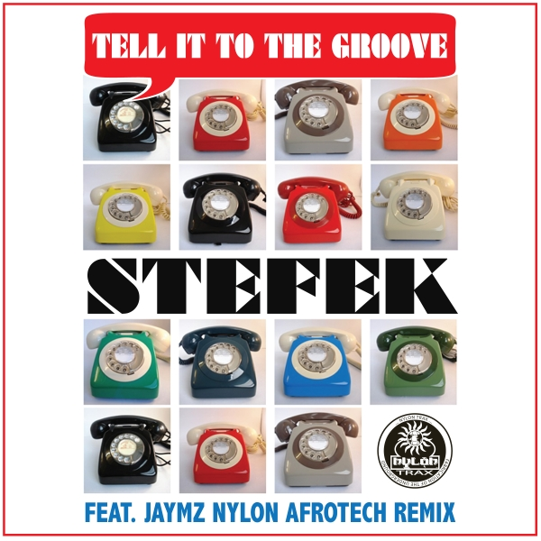 STEFEK Tell It To The Groove O.P. Lost In Keys mix