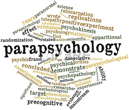 Does anyone know any particular PARA-Psychology studies?