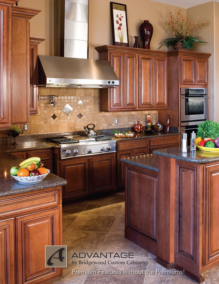 Bridgewood Kitchen Cabinets and Designs in Phoenix Authorized Dealer