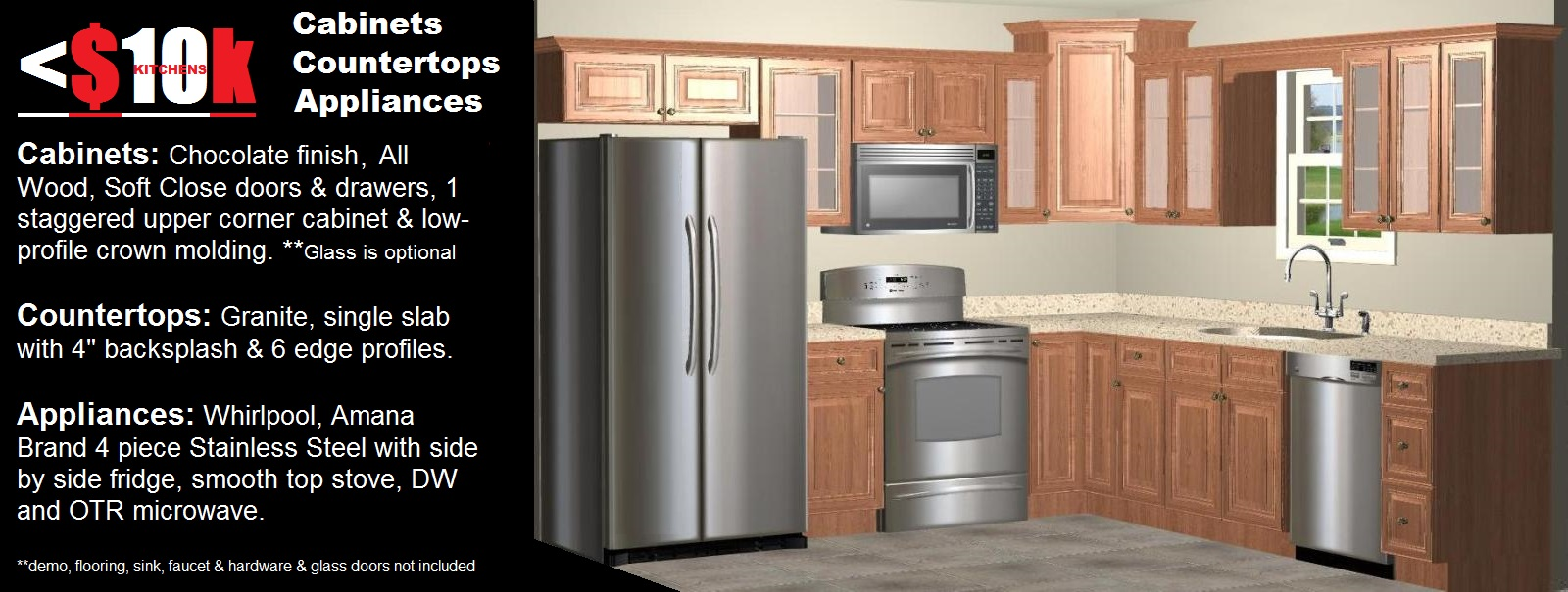 Discount Kitchen Cabinets Countertops U0026 Appliances