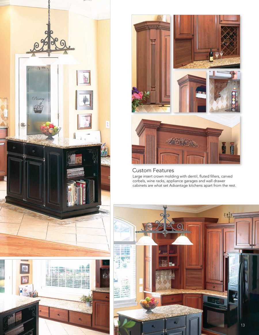 Phoenix kitchen Cabinets by Bridgewood