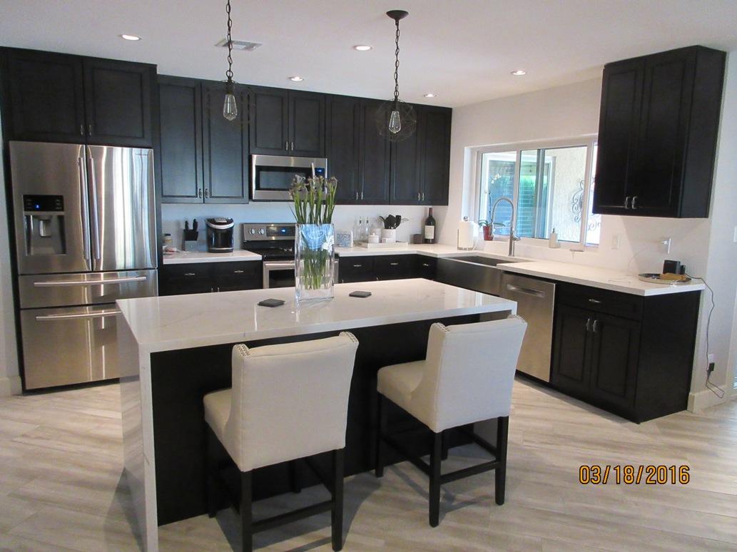 Free Kitchen Designs Cabinets Granite Countertops Tile Flooring In Phoenix