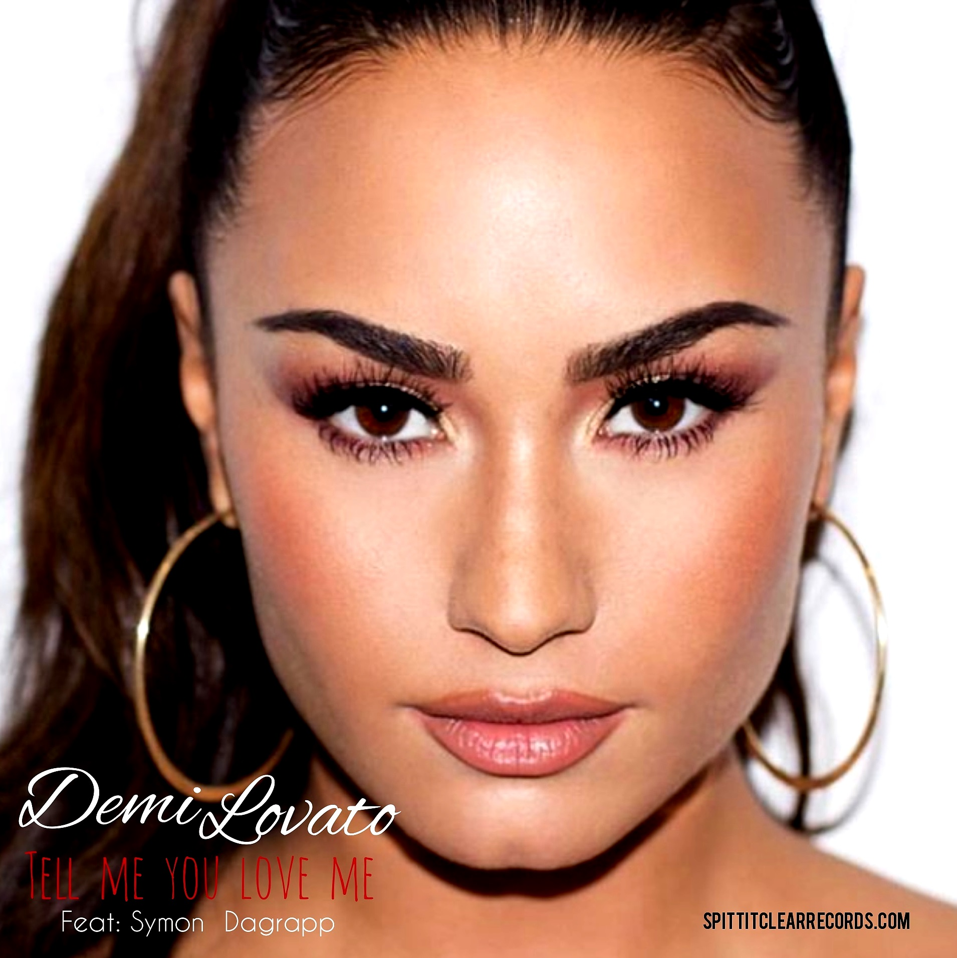 Demi Lovato  – Tell Me You Love Me Feat: Symon Dagrapp